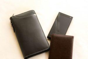 財布とスマホ