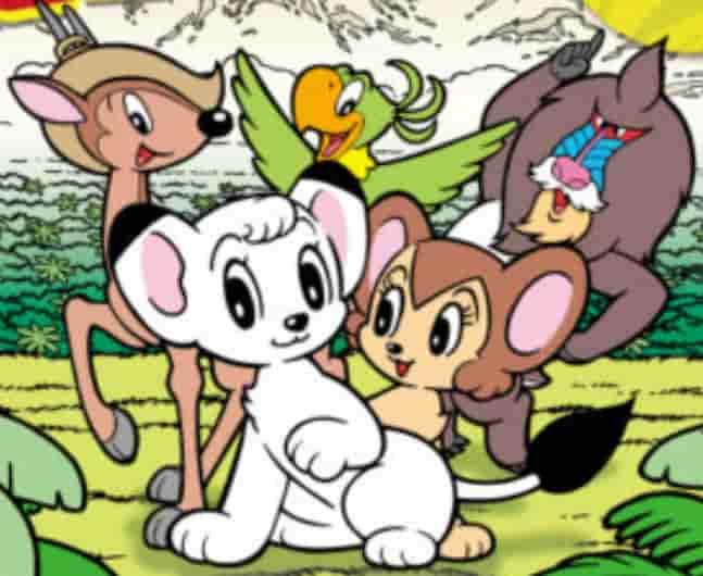 ジャングル大帝レオと仲間たち