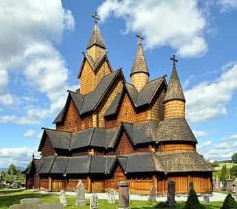スターブ教会
